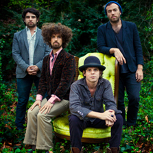 SOLD OUT - Langhorne Slim and the Law with Special Guest The Brushfire